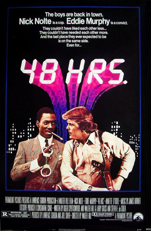 Eddie And Nick Eddie Murphy Action Movies Movie Posters