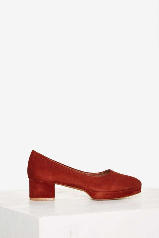 a34f6604f17 Jeffrey Campbell Bethan Suede Heel