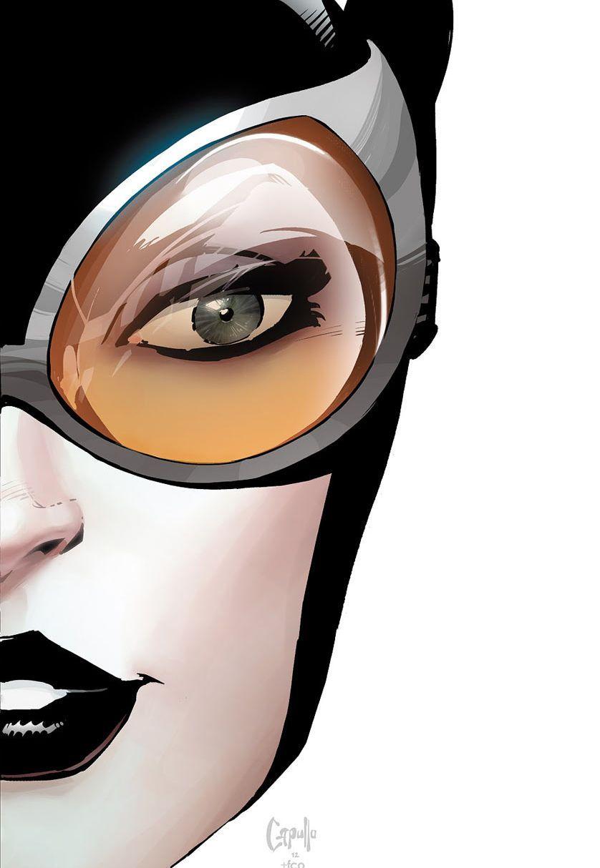 Catwoman - Greg Capullo
