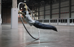 Cyr Wheel swoon...