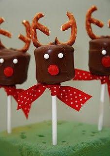 Kids Christmas party treats