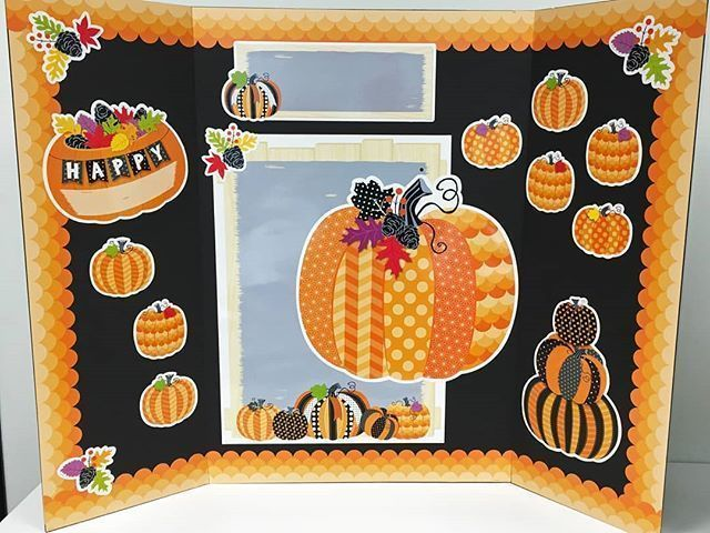 Halloween is quickly approaching!Time to stock up on some holiday decor for the season like this pu