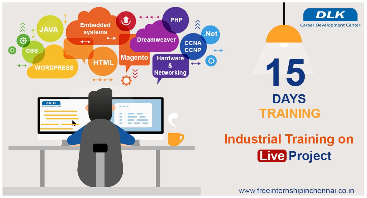 Learn Dot Net Course During The Training Period From Industry