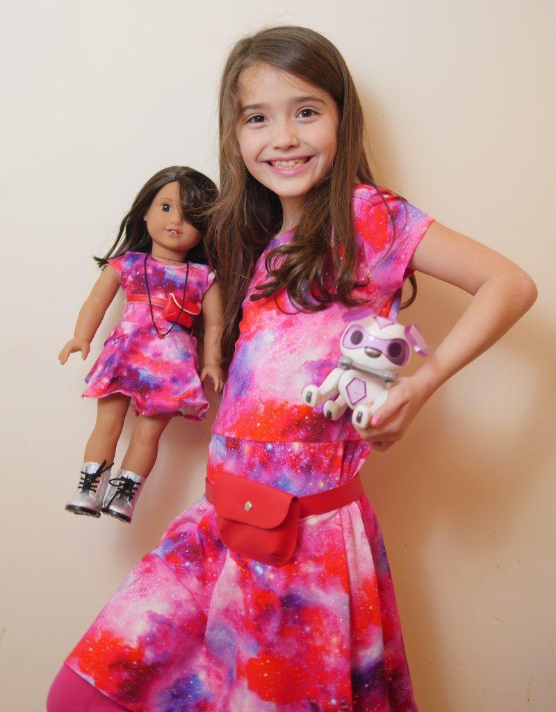 American Girl Cafe u Hair Salon Experience  Kidsu Fashion