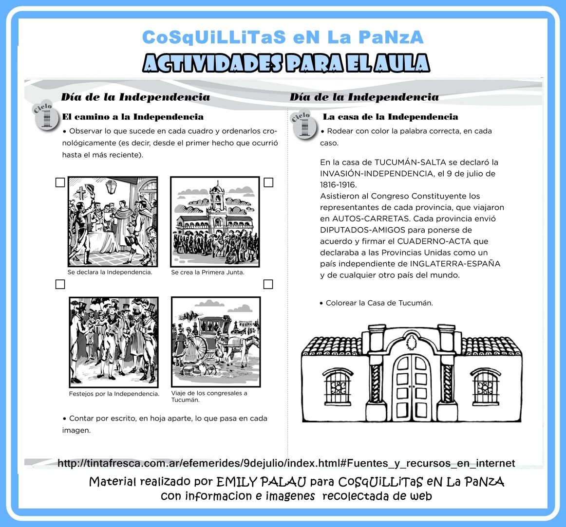 Casa de tucuman para colorear buscar con google for Decoracion 9 de julio primaria