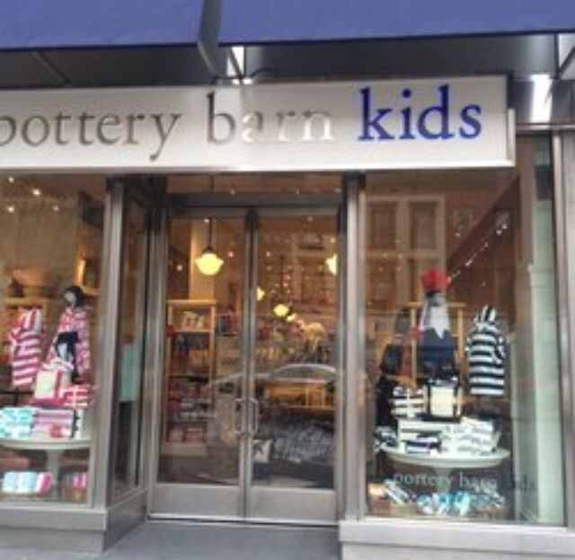 Pottery Barn Kids 1311 2nd Avenue Between 68th 69th Street Nyc With Kids Kids Pottery Kids Store