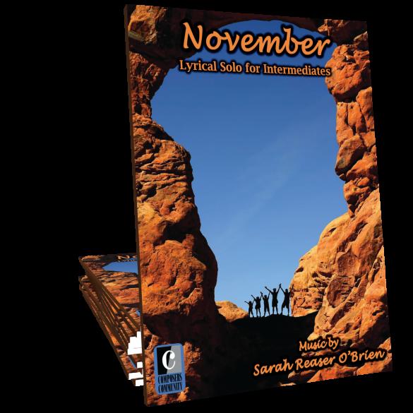 November - Music by Sarah Reaser O'Brien