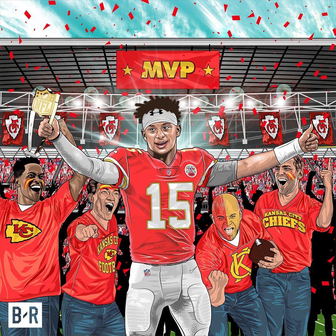 Bleacher Report On Kansas City Chiefs Football Chiefs Football