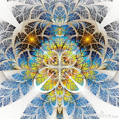 Multicolor Fabulous Fractal Pattern. Collection - Tree Foliage. - Download From Over 27 Million High Quality Stock Photos, Images, Vectors. Sign up for FREE today. Image: 40426799
