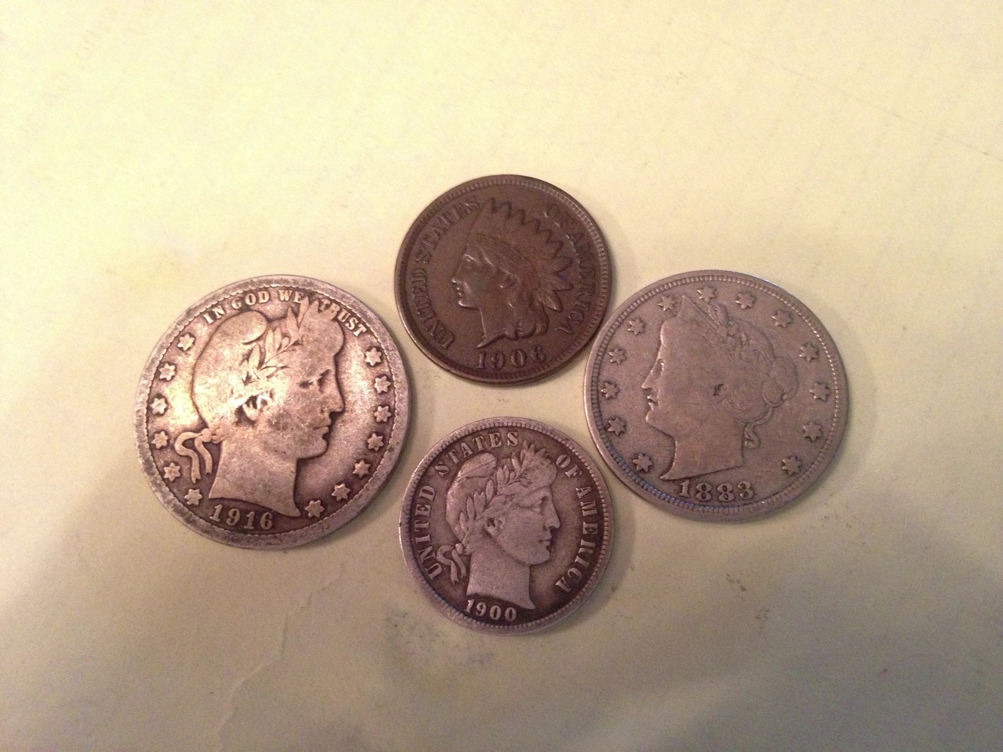 Some Of My Old American Coins Coins American Coins Old Coins