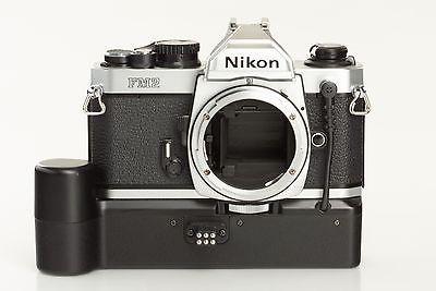 Nikon FM2n chrome-Medical
