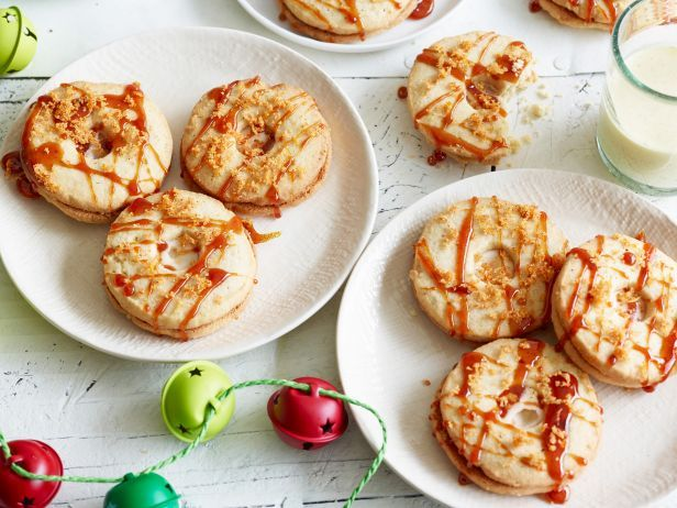 All Star Holiday Cookie Recipes Food Network Let S Celebrate The