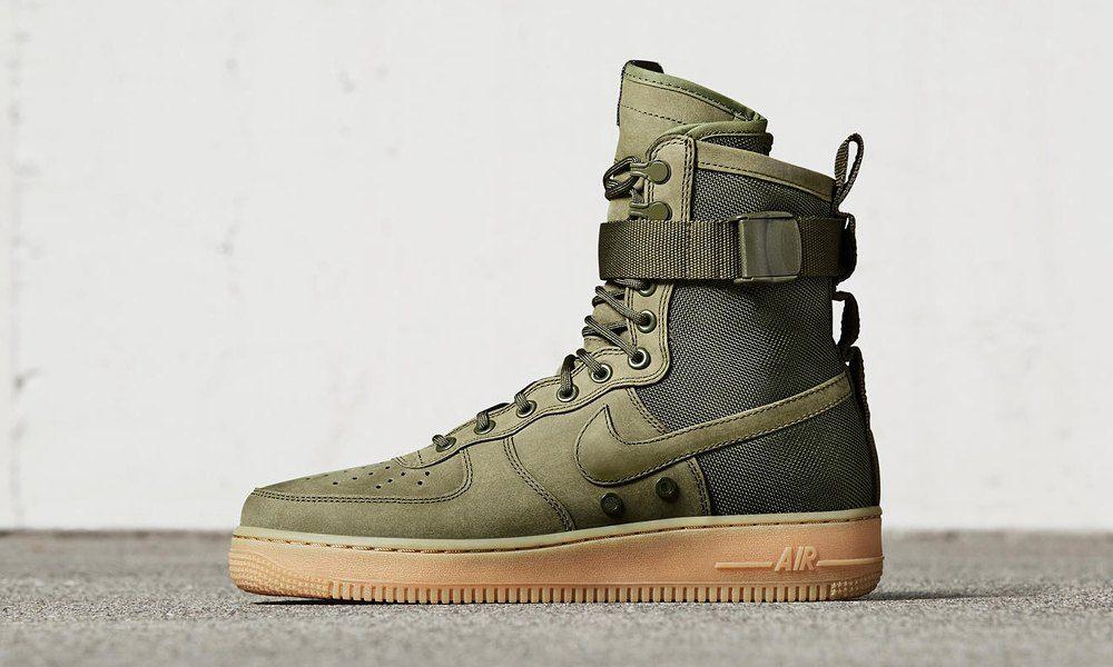 Nike Special Field Air Force 1   Nike air force, Nike air