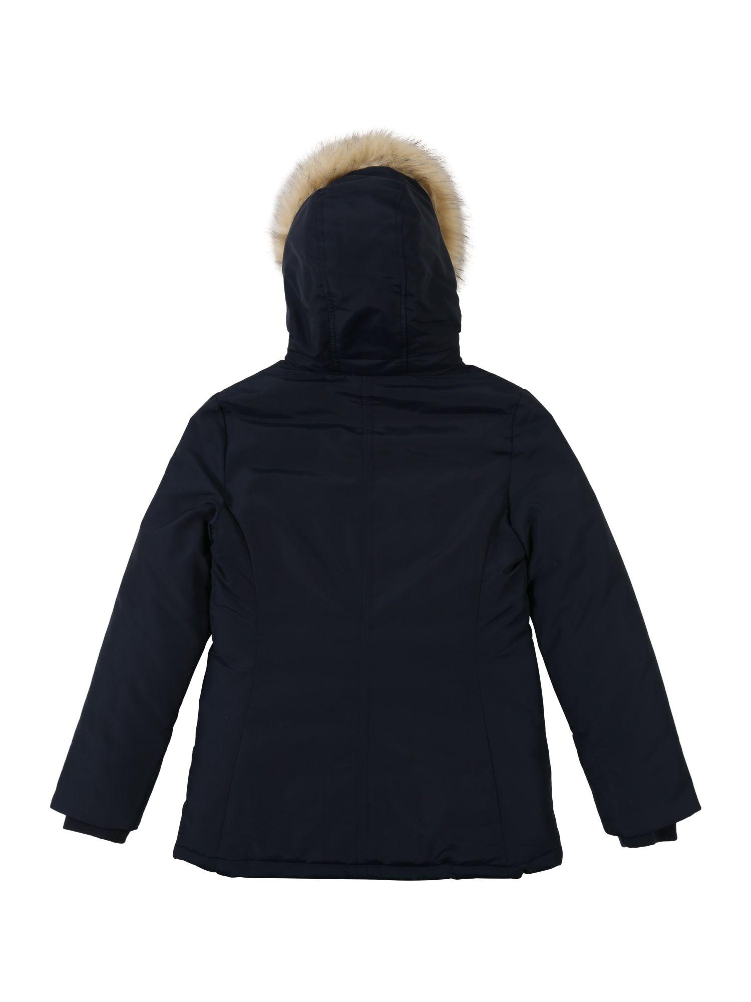 REVIEW FOR TEENS Jacke 'TG 19 J900' Mädchen, Navy, Größe 128