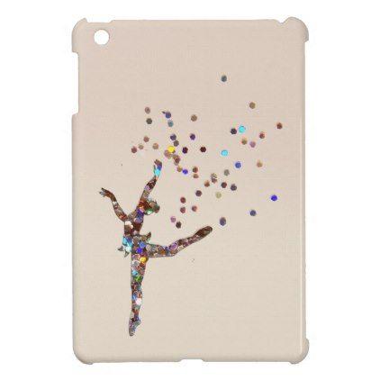 #glitter - #Glitter Dancer iPad Mini Case