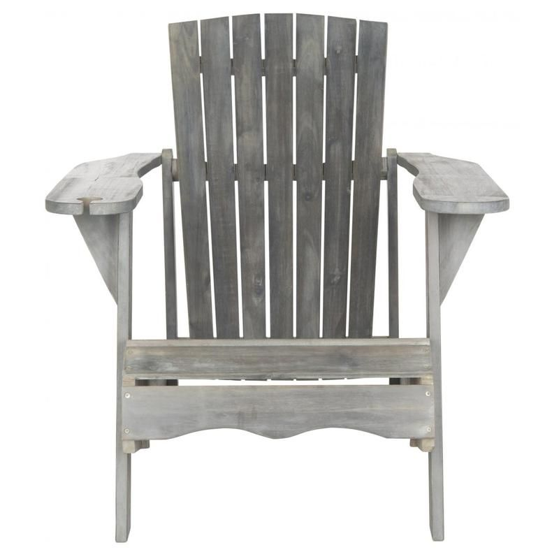 Tamworth Adirondack Chair with Wine Holder in 2021