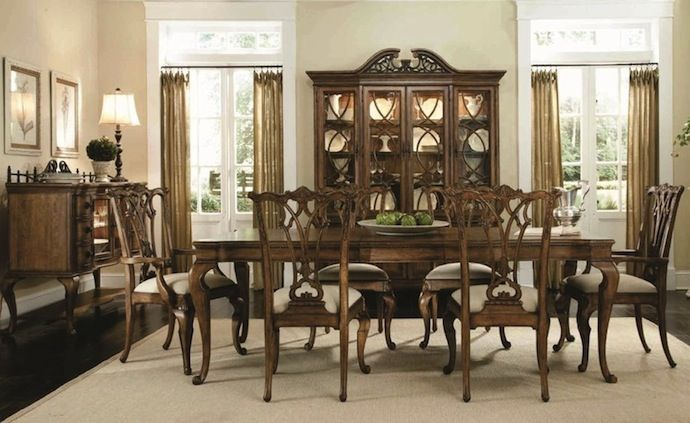 Eighteenth Century Colonial Formal design Fine furniture cabinetry