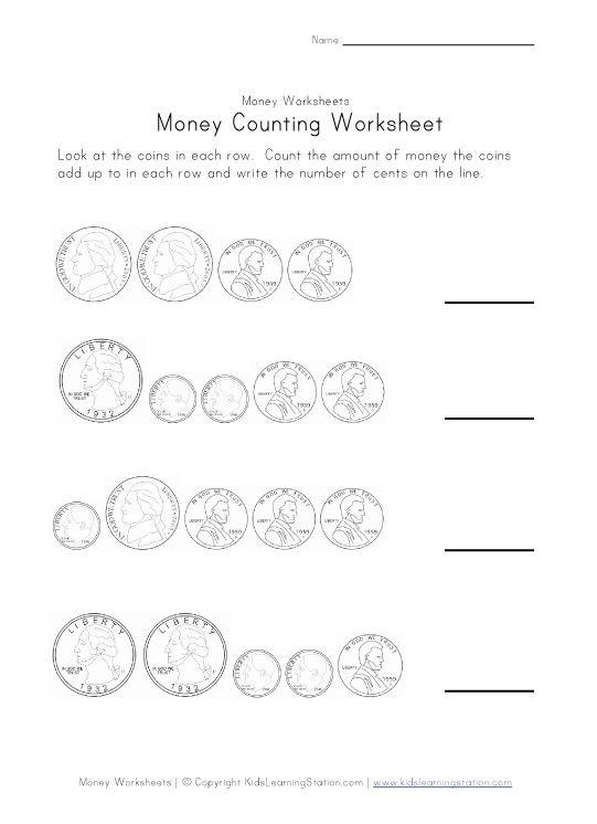 Coins Worksheet Generator Tecnologialinstante – Money Worksheet Generator