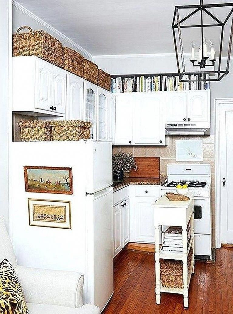28+ Small Kitchen Remodel and Incredible Storage Hacks on ...