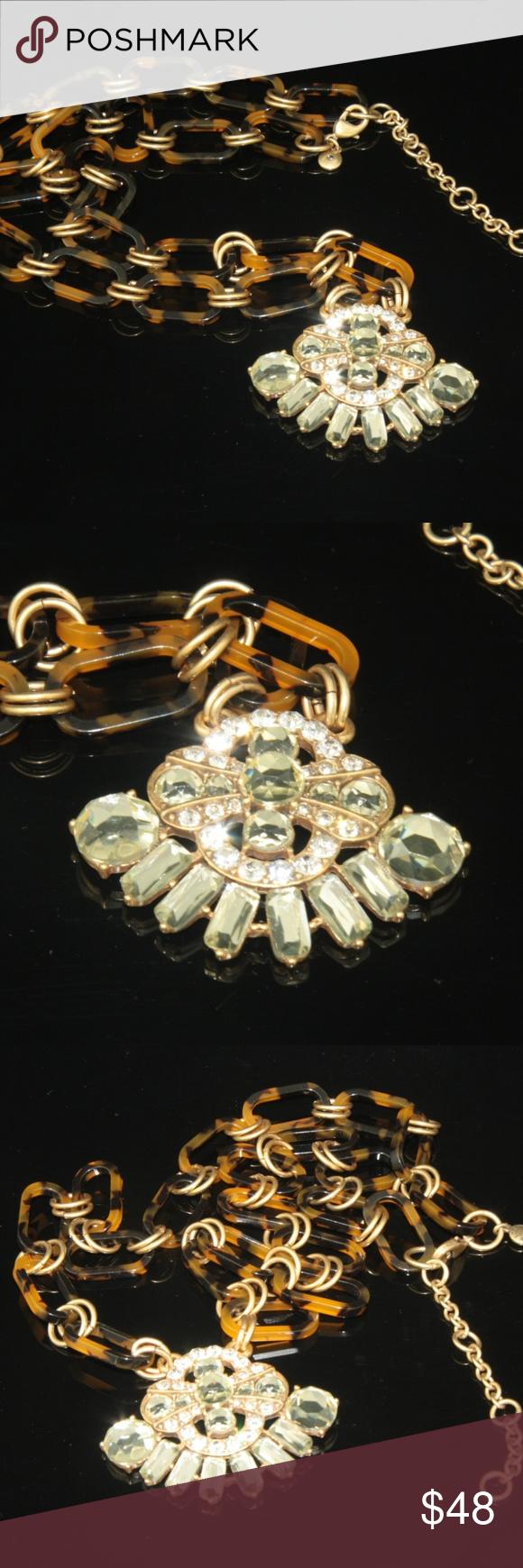 J crew rhinestone pendant necklace necklace length guide