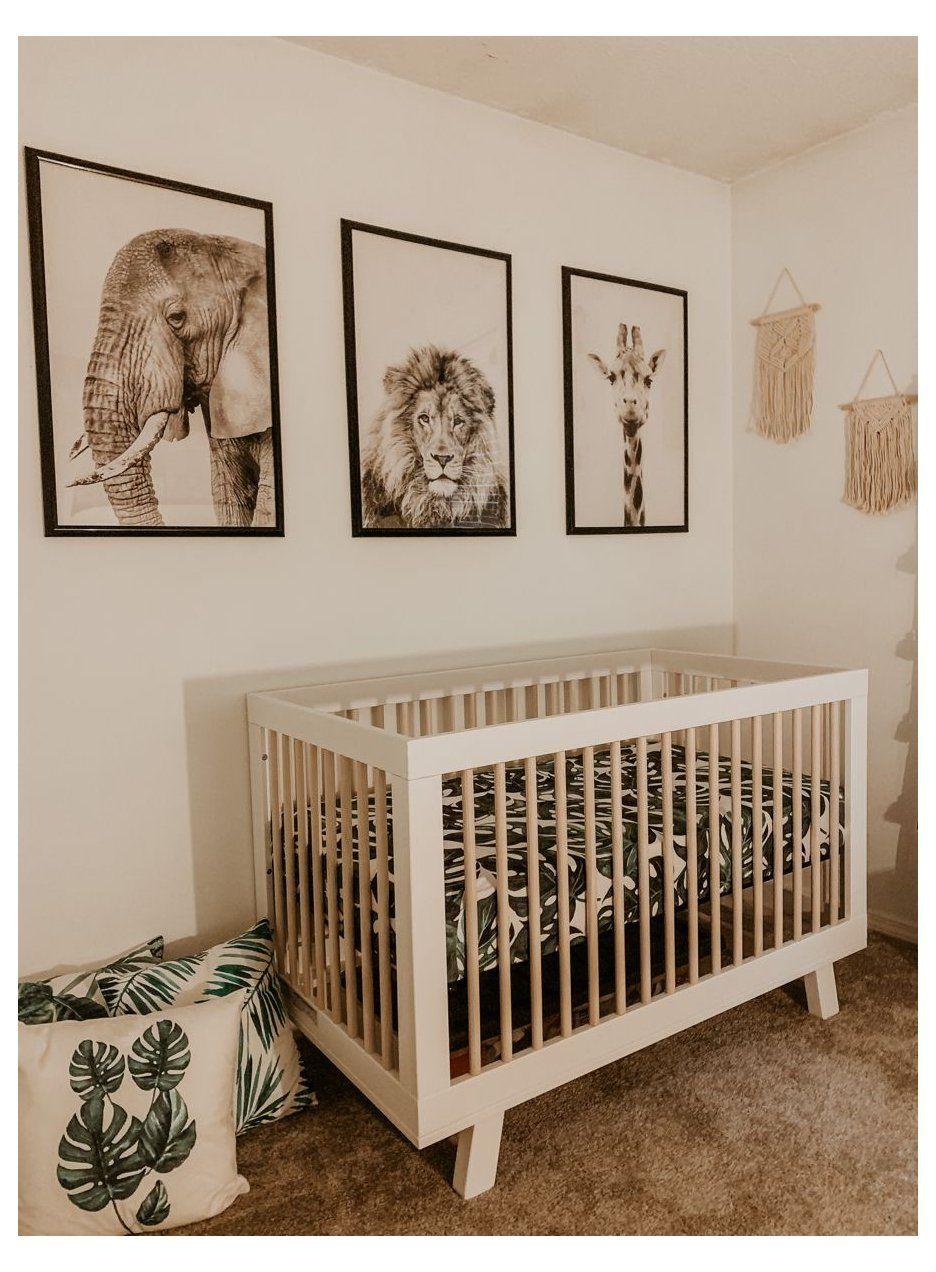 35++ Gender neutral safari nursery trends