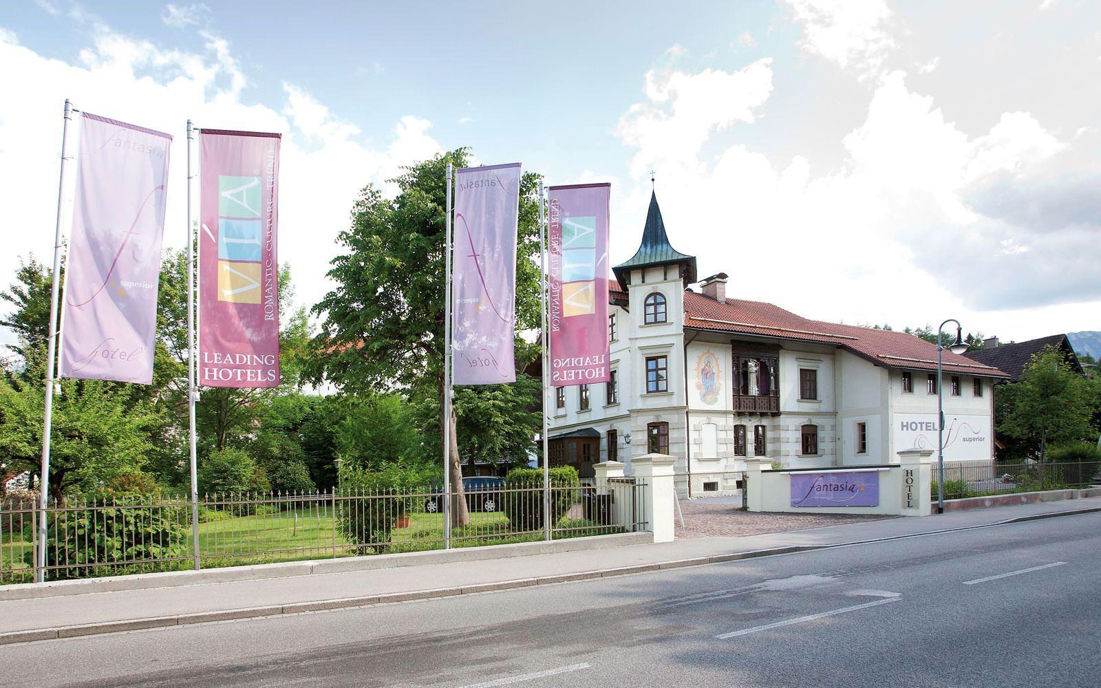 Hotel Fantasia Fussen Im Allgau Fantasia Hotel Jugendstil