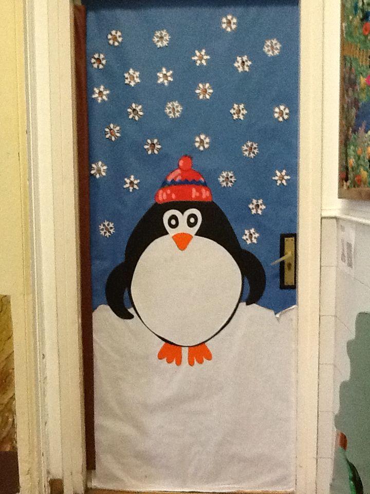 Aula de P3, pingüinos