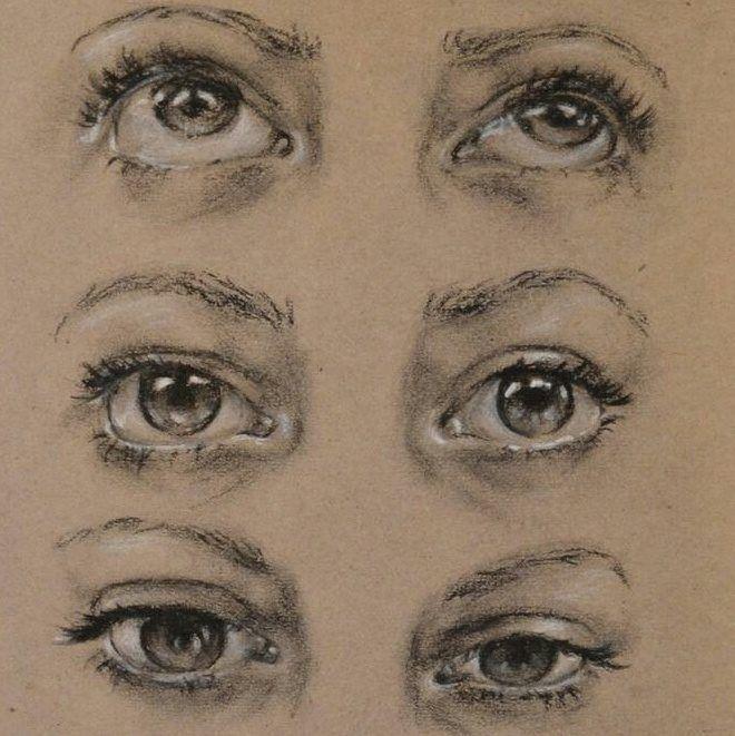 Eyes By Yarden Jordana Levy Augen Zeichnen Inspirierende Kunst Augenzeichnungen
