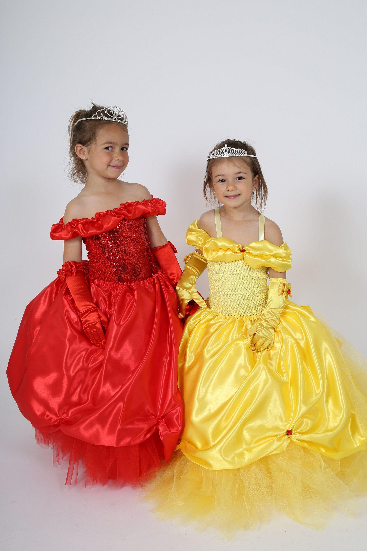 Red D'avalor Princess Tutu DressElena DressLuxury 76IYgyvfb