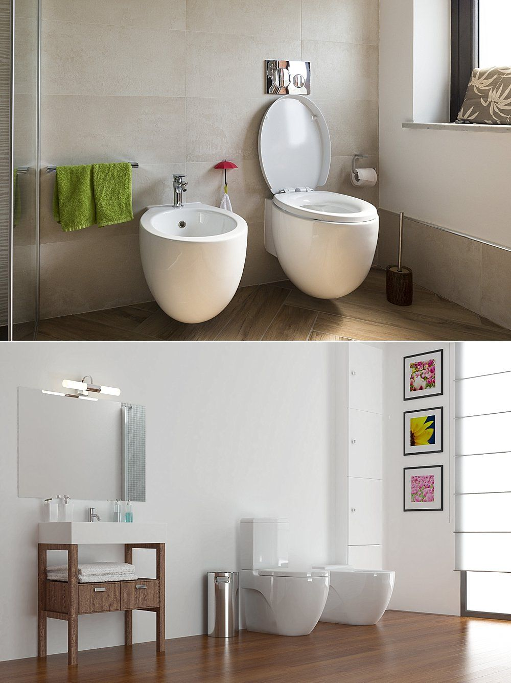 Are All In One Toilets The Future With Images Toilet Interior