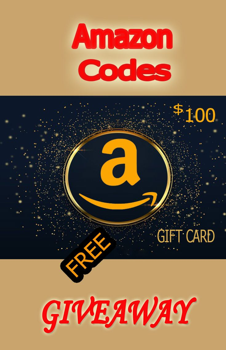 Get free 100 amazon gift card in 2020 amazon gift card