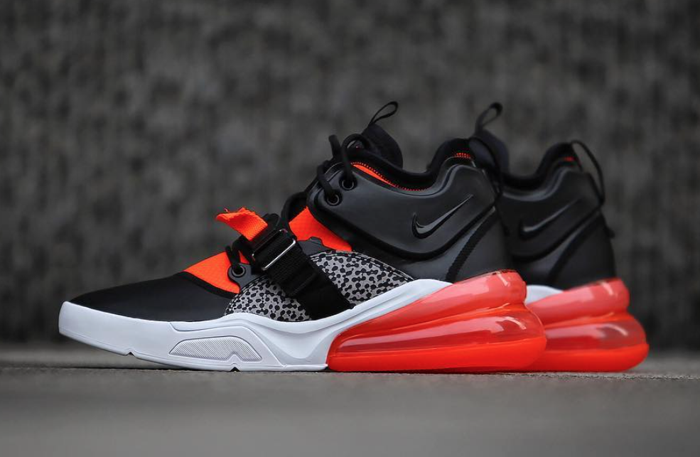Nike Air Force 270 Safari Release Date | Tenis, Masculino e Look