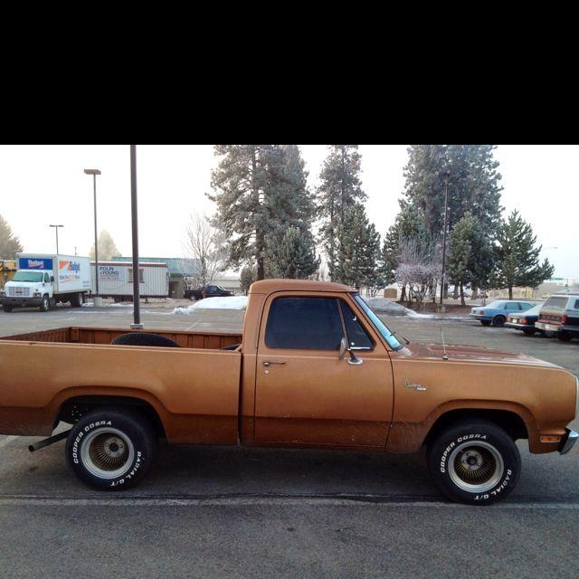 My bad truck. '78 Dodge D100 Custom | myNouns | Pinterest ...