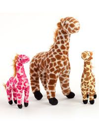 Ruff Tuff Giraffe Dog Toys Durability Is Created For Each Toy With