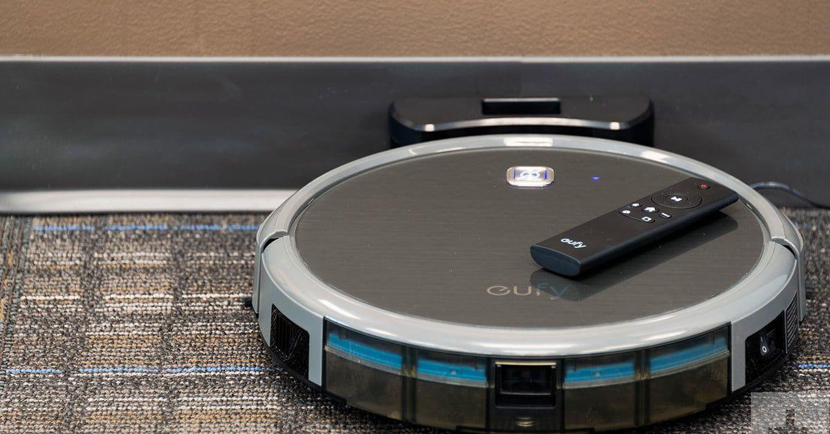eufy robovac 11c pet edition wi-fi connected robot vacuum