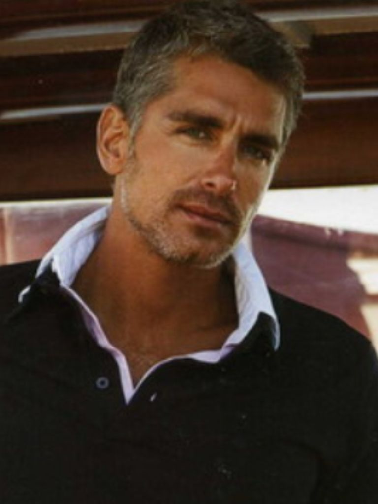 handsome gray haired man.   gray haired man.   pinterest   handsome