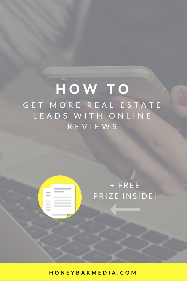 How To Get (Positive) Online Reviews: For Real Estate Agents