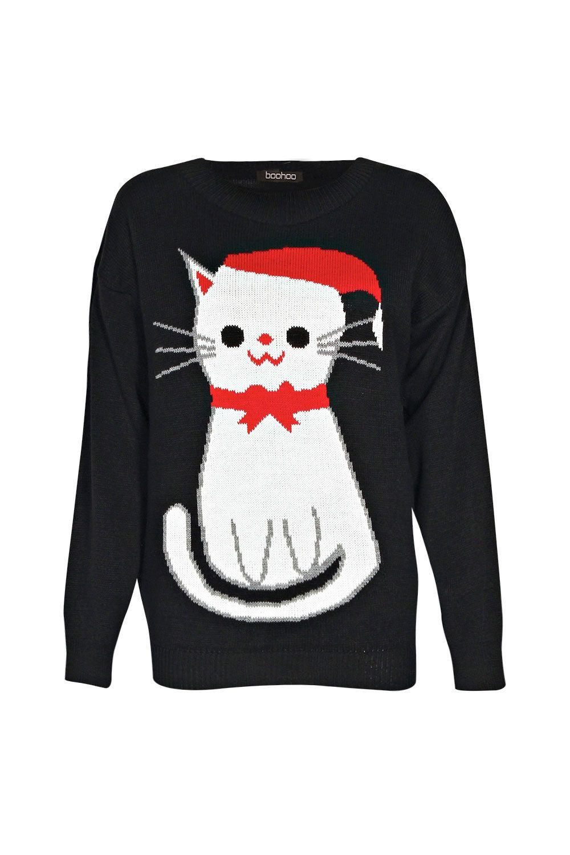 Miranda (@mirandaisasinner) on Wanelo I love this Christmas kitty ...