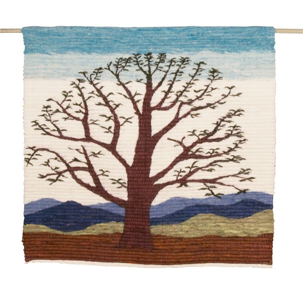 Branching life wall hanging walls and spaces