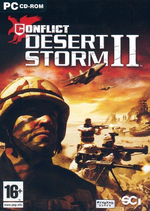 Conflir Desert Storm Ii War Team Game Computador Para Jogos