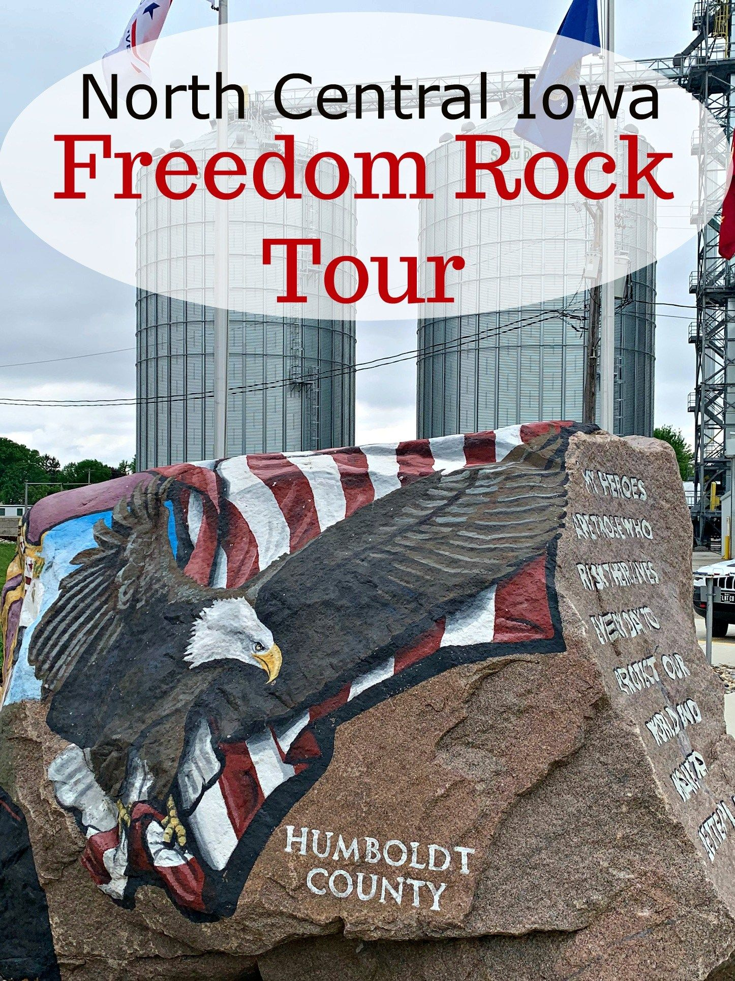 North Central Iowa Freedom Rock Tour And Other Stops Iowa Travel Midwest Travel Iowa