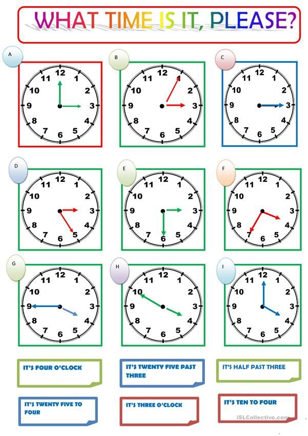 what time is it, please? | Grammar | Pinterest | Idiomas ...