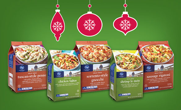 ... kroger skillet meals are a must holidays are stressful your meals don t have to be ...  sc 1 st  Christmas - gudangkado.com & Kroger Christmas Dinner - Christmas Cards