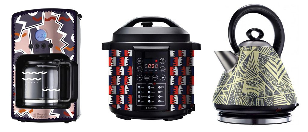 The Art of Living. Russell Hobbs Collaborates With Local Creatives on Homeware