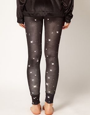 Wildfox Star Crossed Leggings