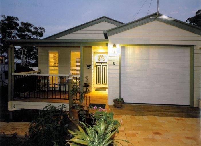 2 bedroom range classic kit homes australia - Tiny House Kits 2