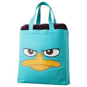Perry The Platypus Bag Blanket