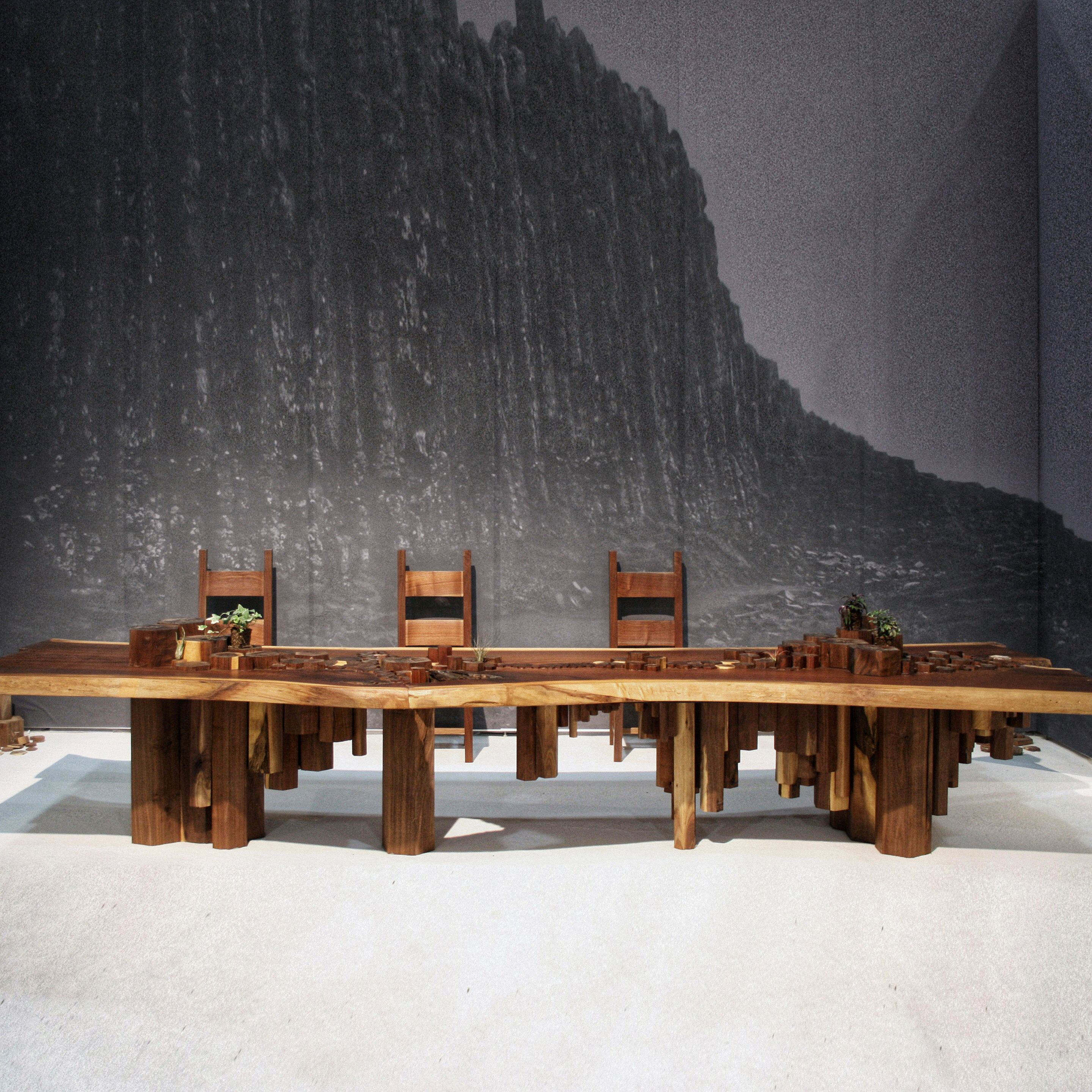 Our Causeway Table Is Inspired By The Giant S Causeway Sentient