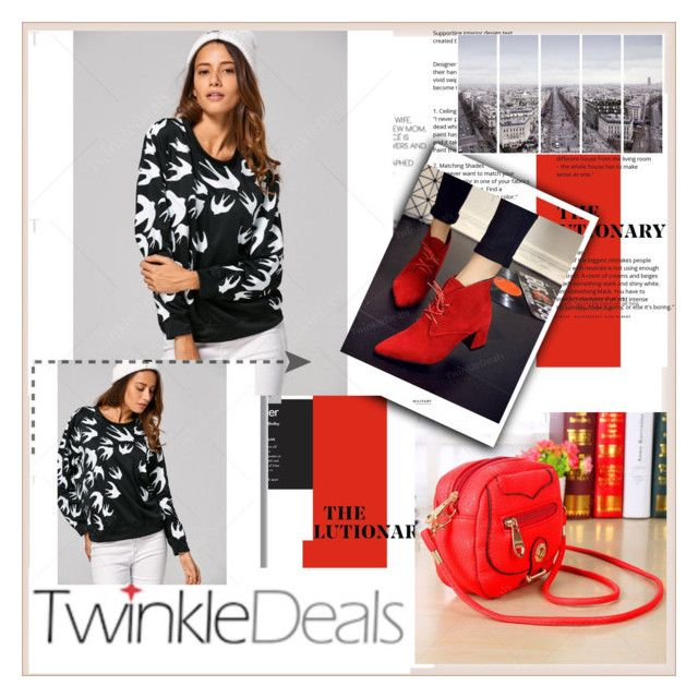 """Twinkledeals 3"" by damira-dlxv ❤ liked on Polyvore featuring Art Addiction"