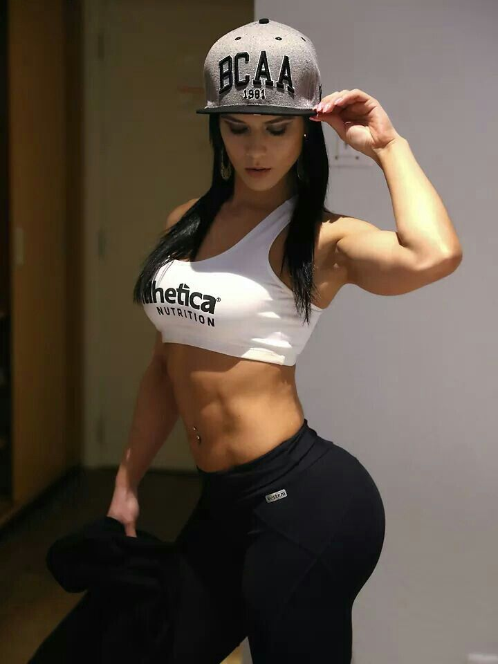 Voluptuous fitness hotties gif